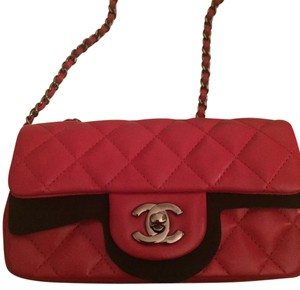 Chanel Extra Mini Lambskin Shoulder Bag