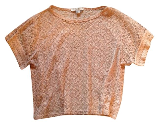 Preload https://item2.tradesy.com/images/forever-21-beige-shirt-night-out-top-size-10-m-2054801-0-0.jpg?width=400&height=650