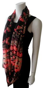 Rue 21 3 BEAUTIFUL PRINT INFINITY SCARF IS CLASSY & SOPHISTICATED!