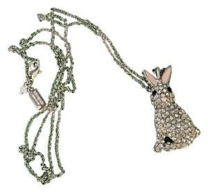 Kate Spade Kate Spade make Magic happen Rabbit necklace