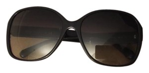 Chanel Chanel CH 5198 1257/3L Black Mother of Pearl Sunglasses