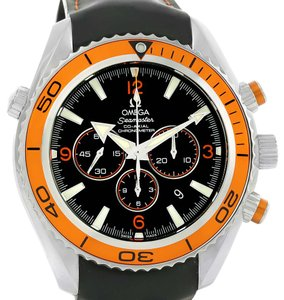 Omega Omega Seamaster Planet Ocean Chronograph Mens Watch 2918.50.82