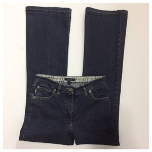 Burberry Boot Cut Jeans-Medium Wash