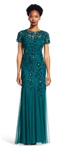 Adrianna Papell Gown Mother Of The Bride Bridesmaid Dress