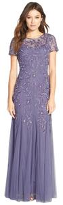 Adrianna Papell Hunter Gown Mother Of The Bride Bridesmaid Dress