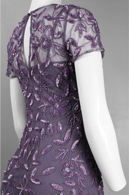 Adrianna Papell Hunter Gown Mother Of The Bride Bridesmaid Dress Image 1