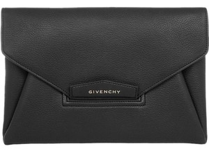 Givenchy Antigona Envelope Wallet black Clutch