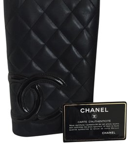 Chanel Cambon CC Bi fold Long Wallet