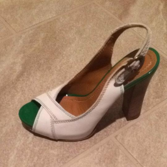 Miss Sixty Off White Sandals