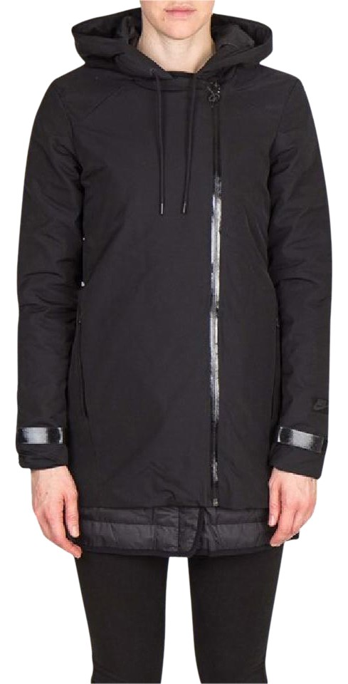 8a401604cbcc Nike Black (Nwt) 3-in-1 Uptown Activewear Outerwear Size 4 (S) - Tradesy