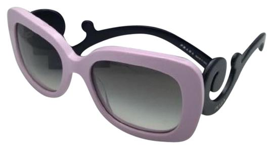 Preload https://img-static.tradesy.com/item/20548789/prada-spr-27o-pdp-0a7-pink-and-black-w-grey-gradient-lenses-new-54-19-w-fade-sunglasses-0-1-540-540.jpg