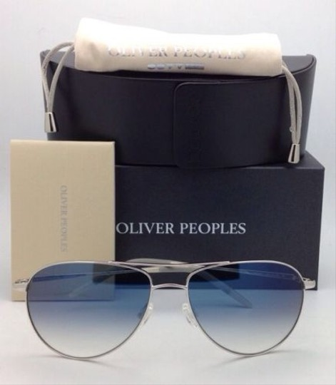 Oliver Peoples Photochromic OLIVER PEOPLES Sunglasses BENEDICT OV 1002-S 4130 Silver Image 6