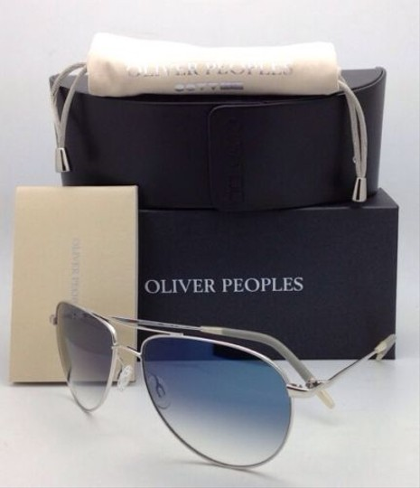 Oliver Peoples Photochromic OLIVER PEOPLES Sunglasses BENEDICT OV 1002-S 4130 Silver Image 7