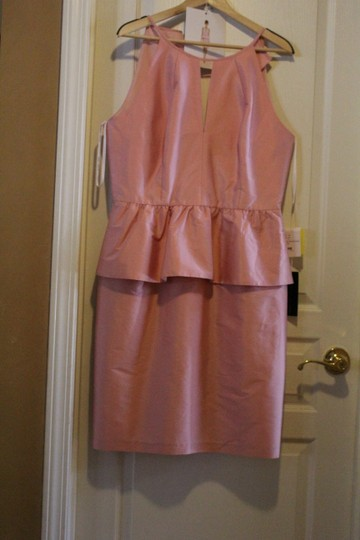 Alfred Sung Twirl D689 Modern Bridesmaid/Mob Dress Size 16 (XL, Plus 0x) Image 2