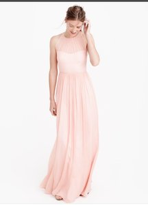 J.Crew Misty Rose Megan Long Dress Dress