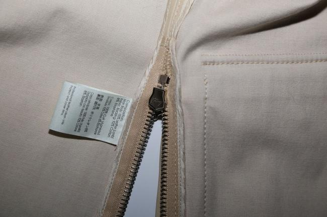 3.1 Phillip Lim Cream Leather Jacket Image 11