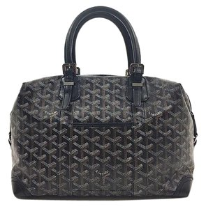 Goyard Boeing Travel Boeing 30 Satchel in Black