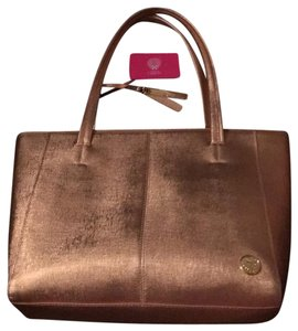 Vince Camuto Tote in rose gold