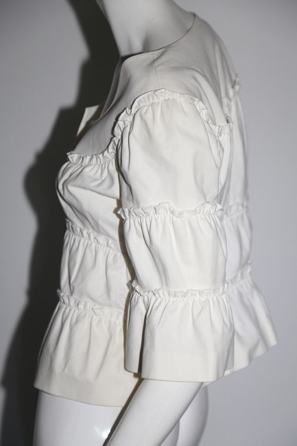 Anne Fontaine White Jacket Image 1