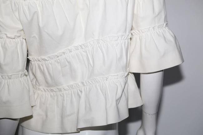 Anne Fontaine White Jacket Image 3