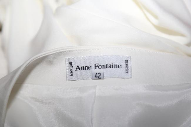 Anne Fontaine White Jacket Image 4