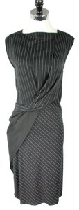 Max Mara Pinstripe Dress