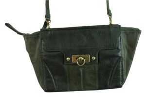 Frye Color-blocking Leather Cross Body Bag