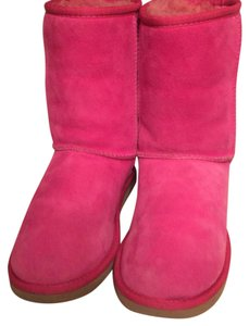 fuchsia Uggs Boots Boots