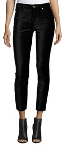 7 For All Mankind Rag & Bone J Brand Tory Burch Joe's Frame Skinny Jeans-Dark Rinse