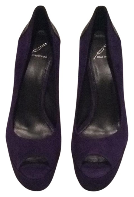 Item - Purple Brian2007412415171 Platforms Size US 10 Regular (M, B)