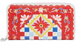 Dolce&Gabbana Spring 2017 - Dolce and Gabbana Continental Wallet