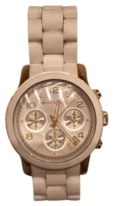 Michael Kors Michael Kors watch with rubber band