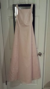 David's Bridal Pearl Pink Jb 1509 Dress