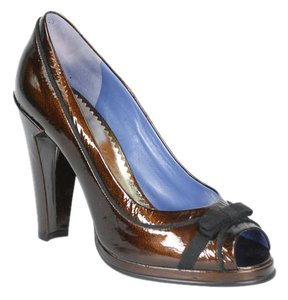 Brand New Marc by Marc Jacobs Brown Pumps