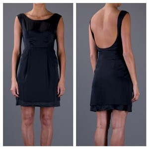 Acne Studios Backless Dress