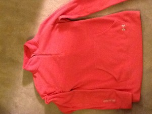 underarmour Fleece/zip up