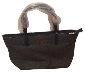Jonathan Adler Tote in charcoal gray