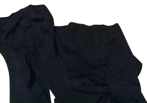 DKNY Lot of 2 black control top opaque tights from DKNY