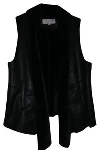 Marc New York Nwt Faux Shearling Vest