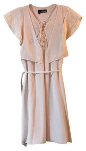 The Kooples short dress blush pink on Tradesy