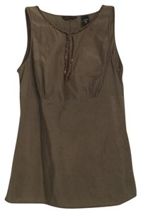 New York & Company Top Olive