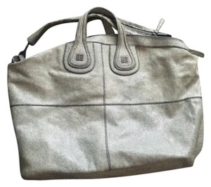Givenchy Nightingale Nightingale Satchel in Grey