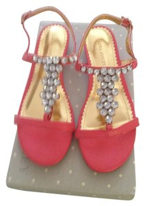 Laura Ashley Coral Sandals
