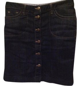 Tommy Hilfiger Designer Skirt Denim