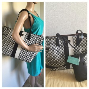 Kate Spade BLACK / WHITE Diaper Bag