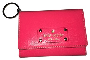 Kate Spade Kate Spade Card Holder Keychain with Zip Pocket
