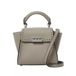 Zac Posen Satchel in Atmosphere/Grey