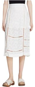 Free People Skirt Ivory