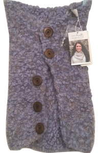 Simply Noelle Knubby Button Neck Wrap