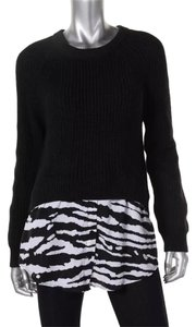 Michael Kors Cotton Crew Sweater